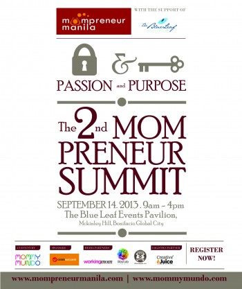Save the Date for the 2nd Mompreneur Summit