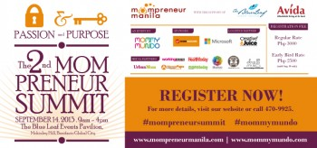 The 2nd Mompreneur Summit: Passion & Purpose