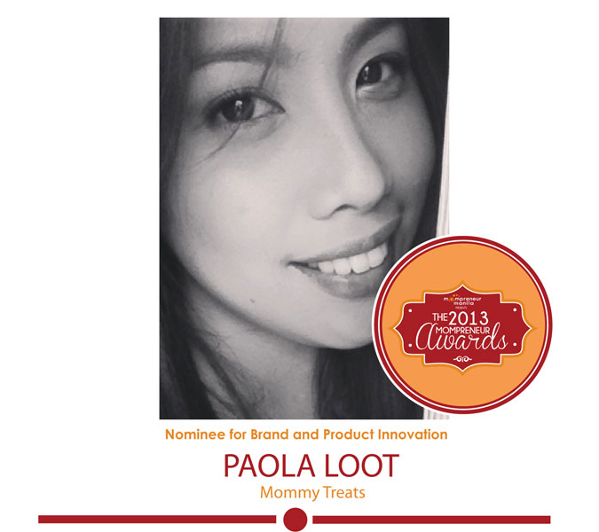 Paola Loot (Mommy Treats)