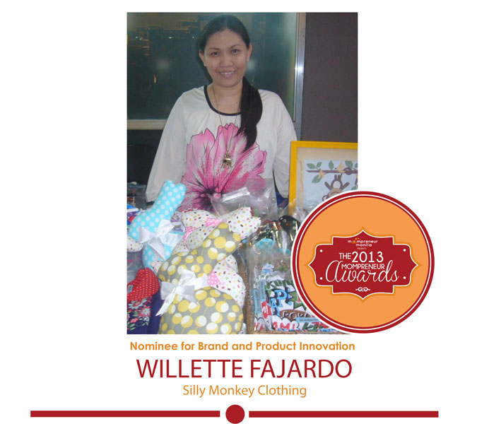 Willette Fajardo (Silly Monkey Clothing)