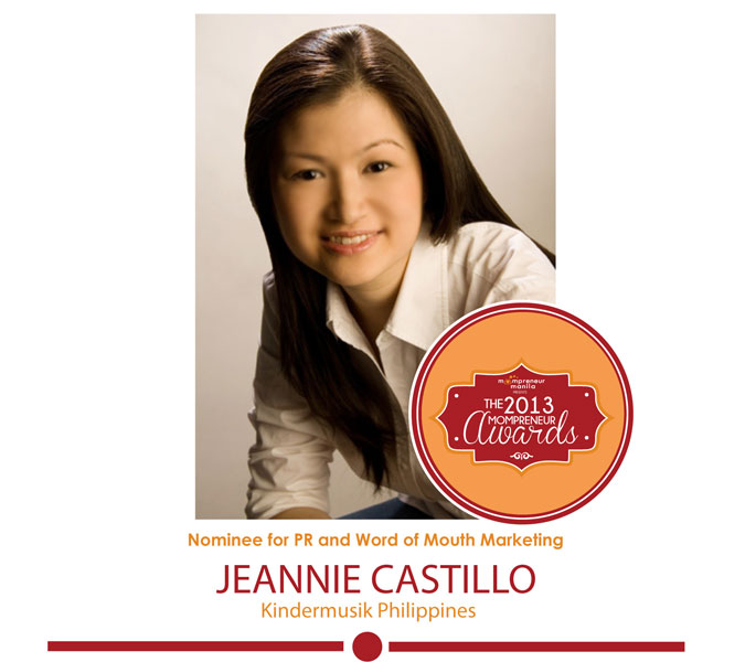 Jeannie Castillo (Kindermusik Philippines)