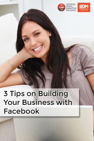 How to Build Your Business with Facebook
