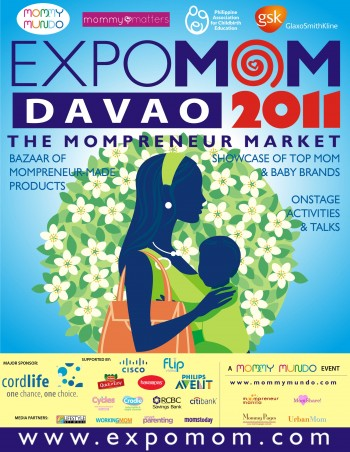 Next Stop: Expo Mom: The Mompreneur Market in Davao