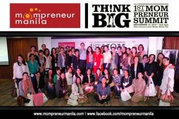 THINK BIG! The First Mompreneur Summit