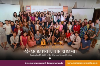 Takeaways from The 2nd Mompreneur Summit: Passion and Purpose